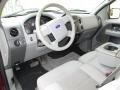 Medium/Dark Flint 2004 Ford F150 Interiors