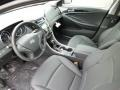 Black 2013 Hyundai Sonata Interiors