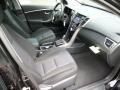 Black Interior Photo for 2013 Hyundai Elantra #81222135