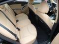 Beige Rear Seat Photo for 2013 Hyundai Elantra #81222378