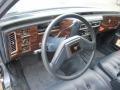 1988 Brougham d Elegance Steering Wheel