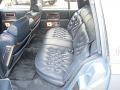 Rear Seat of 1988 Brougham d Elegance