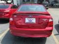 2011 Red Candy Metallic Ford Fusion Sport AWD  photo #6