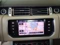 Espresso/Ivory Navigation Photo for 2013 Land Rover Range Rover #81234591
