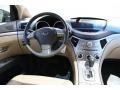 2007 Subaru B9 Tribeca Desert Beige Interior Dashboard Photo
