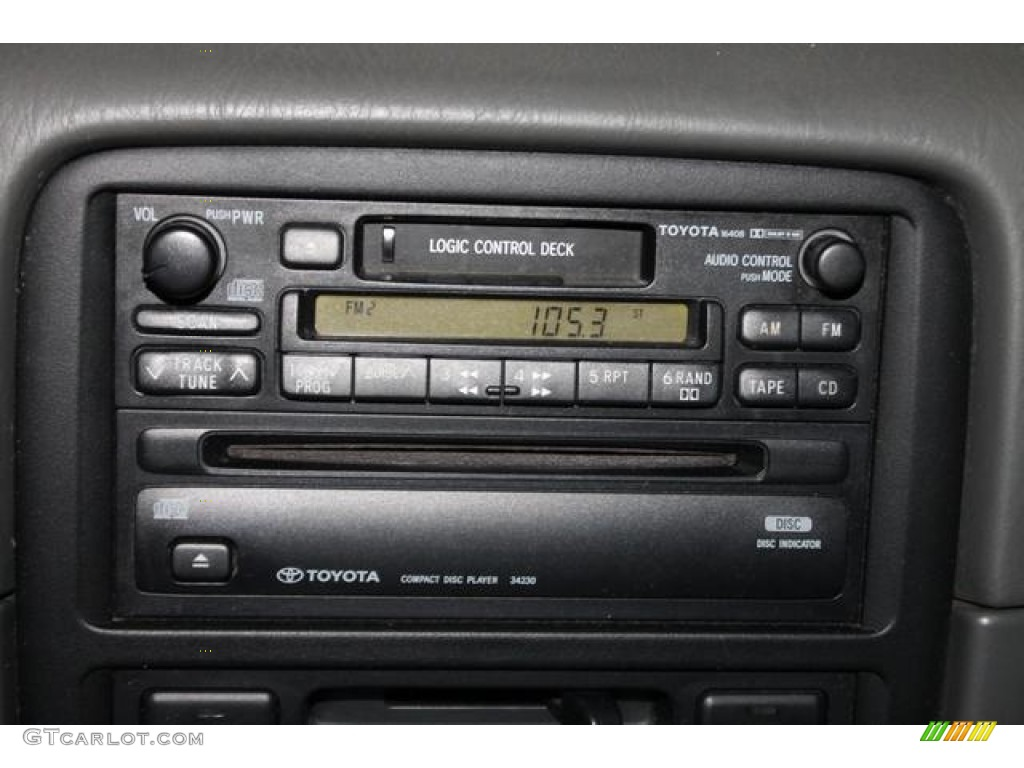 1998 toyota camry le audio system photo 81242053. Black Bedroom Furniture Sets. Home Design Ideas
