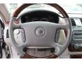 2006 Cadillac DTS Titanium Interior Steering Wheel Photo