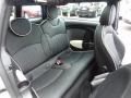 Lounge Carbon Black Leather Rear Seat Photo for 2009 Mini Cooper #81253891