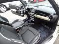 Lounge Carbon Black Leather Dashboard Photo for 2009 Mini Cooper #81253951
