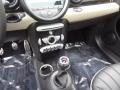 Lounge Carbon Black Leather Transmission Photo for 2009 Mini Cooper #81254061