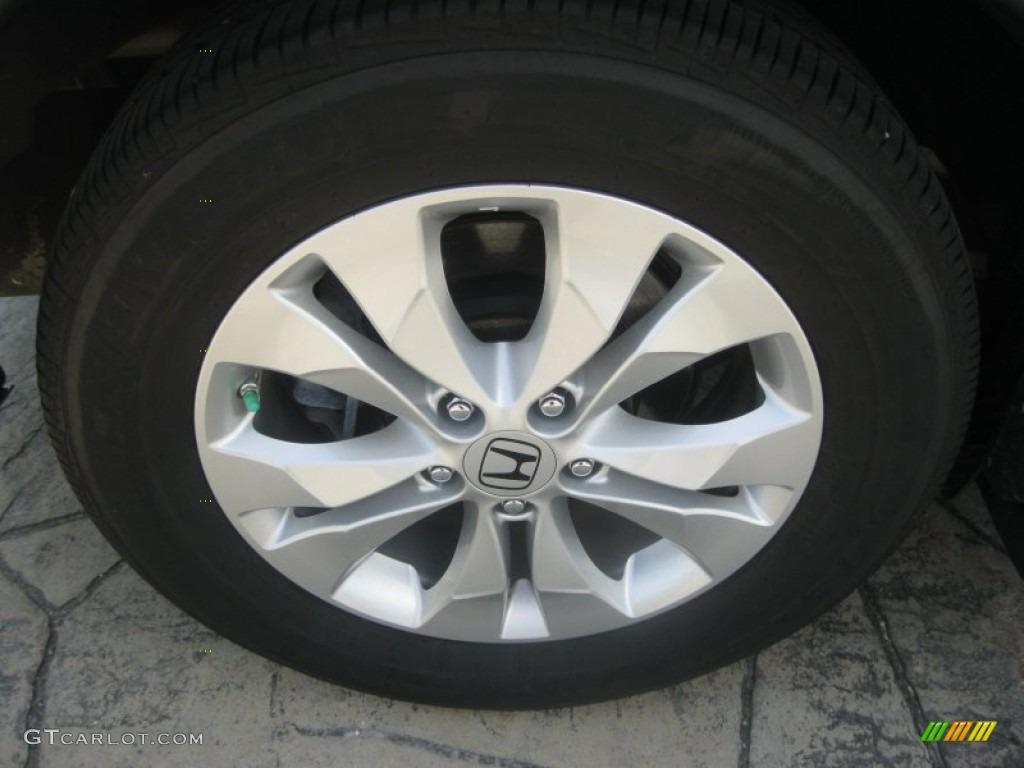 2012 Honda CR-V EX-L 4WD Wheel Photo #81260959
