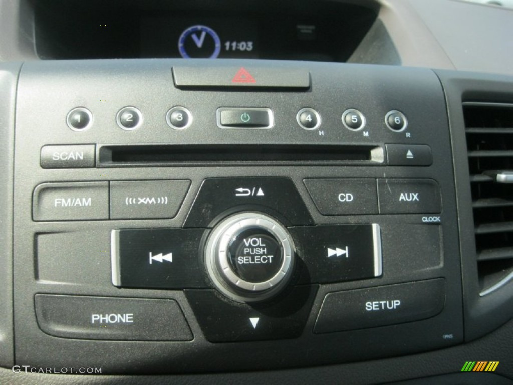 2012 Honda CR-V EX-L 4WD Controls Photo #81261227