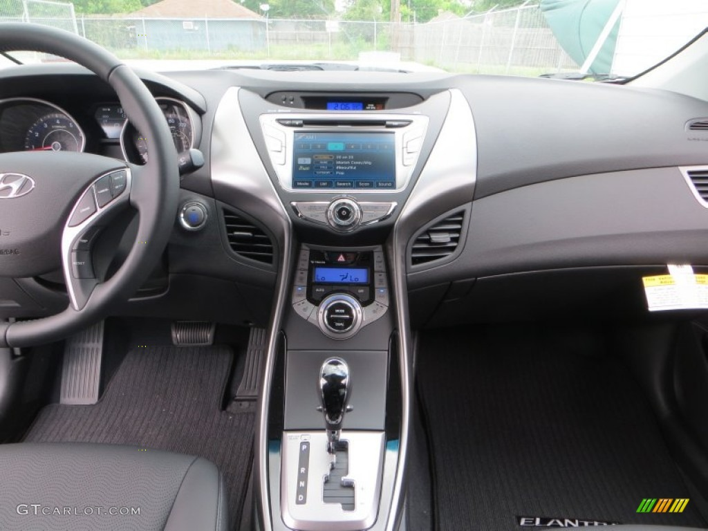 2013 Hyundai Elantra Limited Dashboard Photos Gtcarlot Com