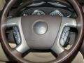 Cocoa/Light Cashmere Steering Wheel Photo for 2013 GMC Yukon #81269462