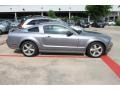 Tungsten Grey Metallic 2006 Ford Mustang GT Premium Coupe Exterior