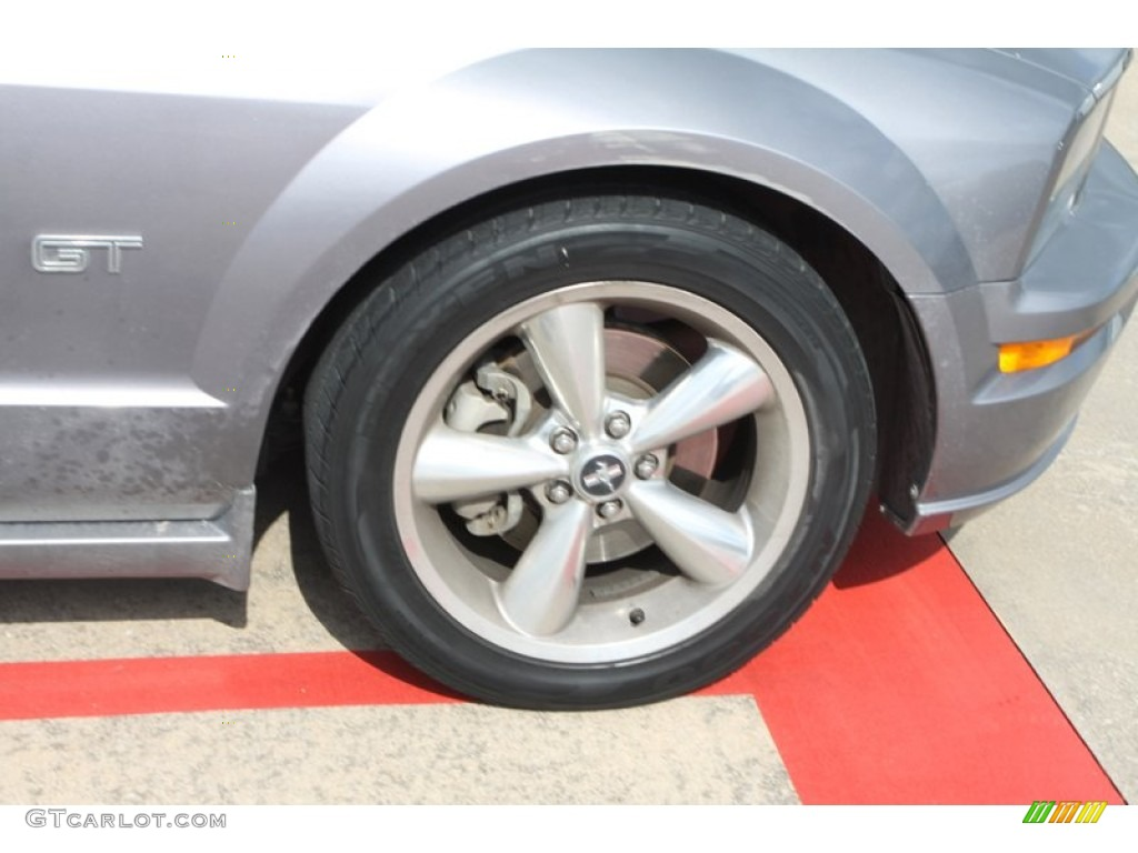 2006 Ford Mustang GT Premium Coupe Wheel Photos