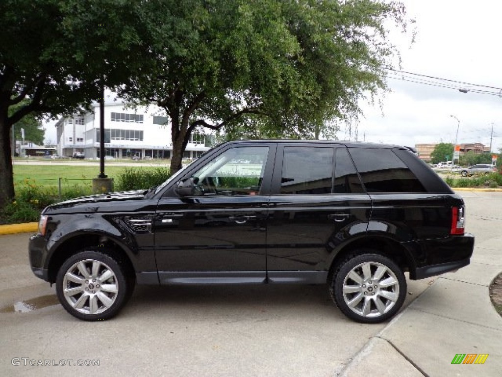 santorini black 2013 land rover range rover sport hse exterior photo 81280297. Black Bedroom Furniture Sets. Home Design Ideas