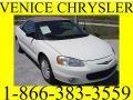 2002 Stone White Chrysler Sebring LXi Convertible  photo #1