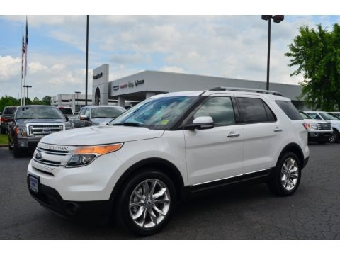 2013 Ford Explorer Limited Data, Info and Specs
