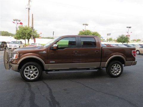 2011 ford f150 king ranch supercrew data info and specs. Black Bedroom Furniture Sets. Home Design Ideas