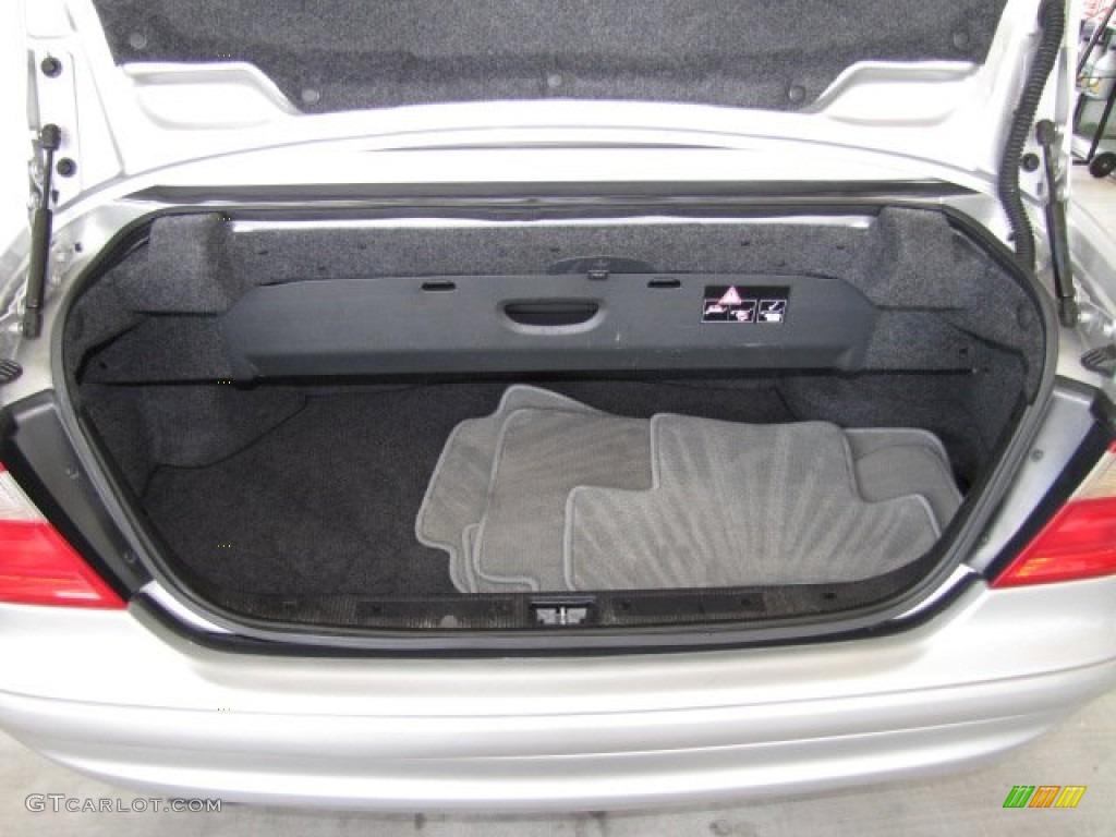 2000 Mercedes Benz Clk 430 Cabriolet Trunk Photo 81294979 Gtcarlot Com