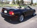 2002 Black Ford Mustang GT Convertible  photo #10