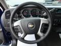 2013 Blue Topaz Metallic Chevrolet Silverado 1500 LT Extended Cab 4x4  photo #11