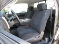 Black Front Seat Photo for 2010 Toyota Tundra #81327803