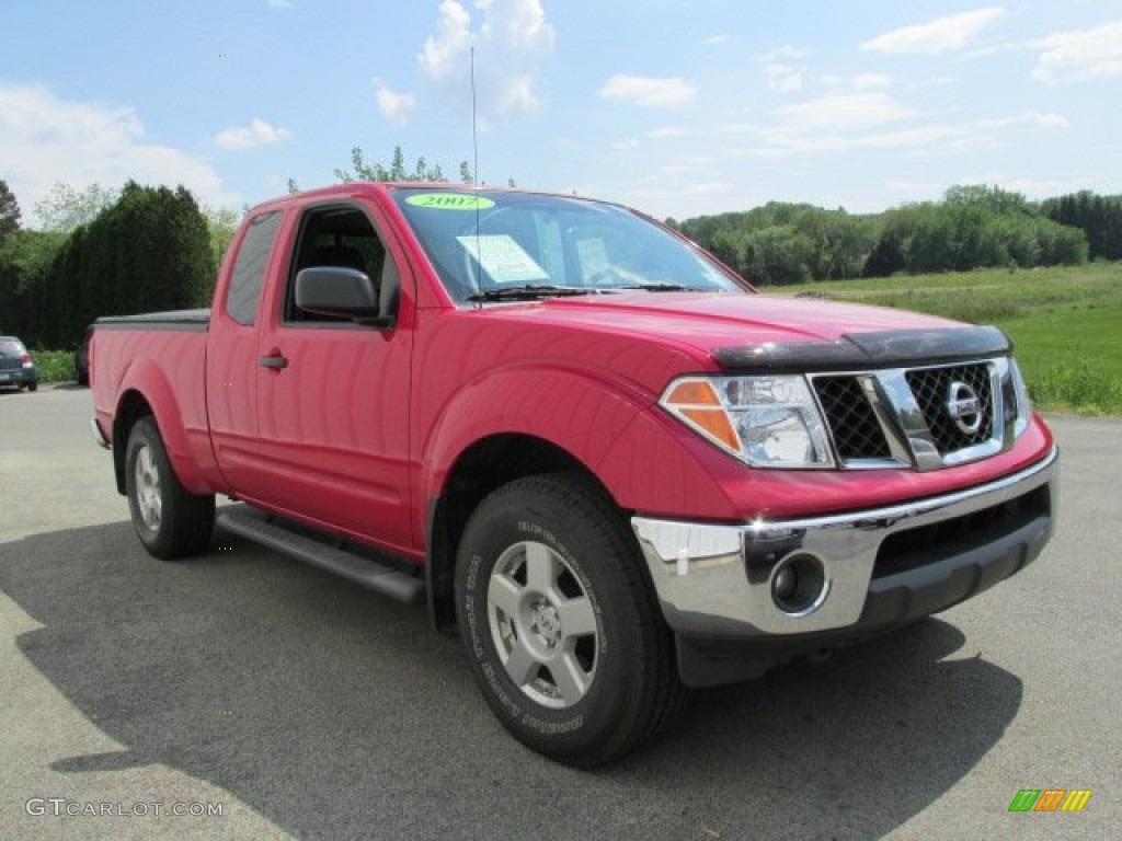 2007 nissan frontier se king cab 4x4 exterior photos. Black Bedroom Furniture Sets. Home Design Ideas