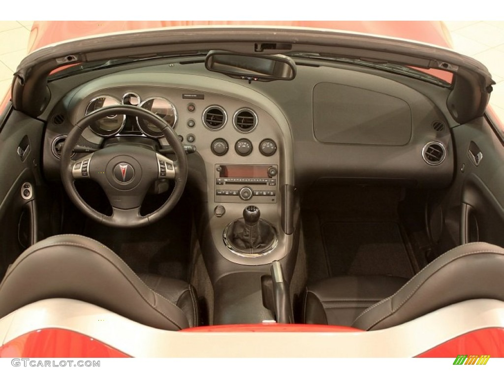 2008 Pontiac Solstice Gxp Roadster Dashboard Photos