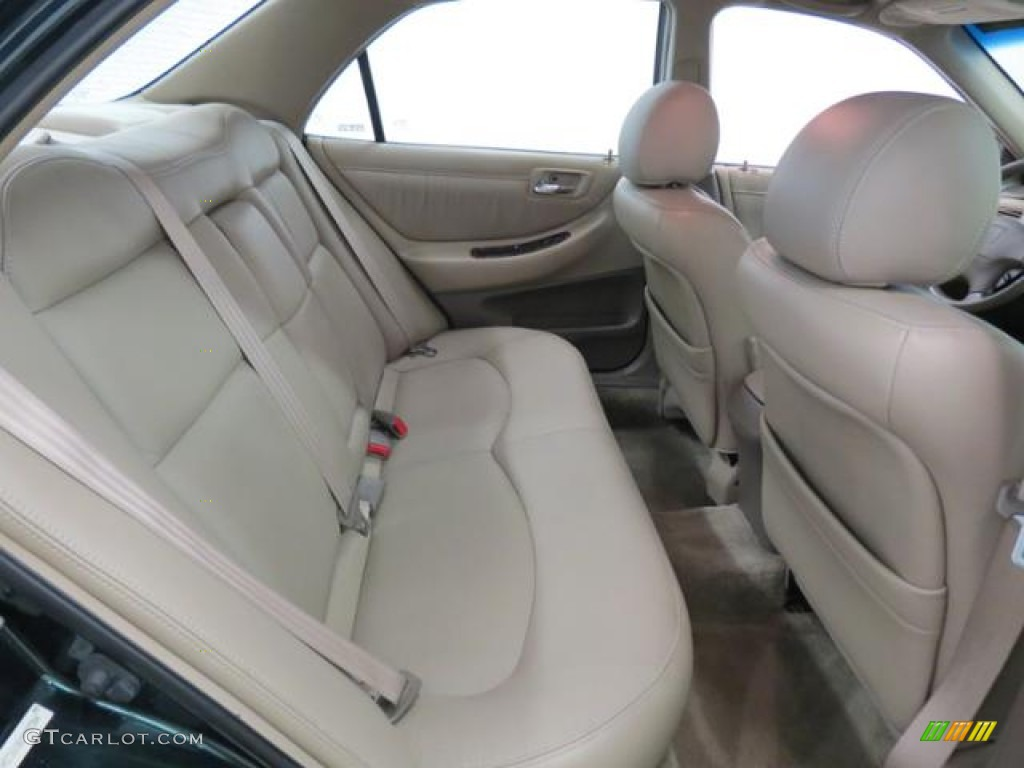 2000 Honda Accord Ex Sedan Interior Color Photos