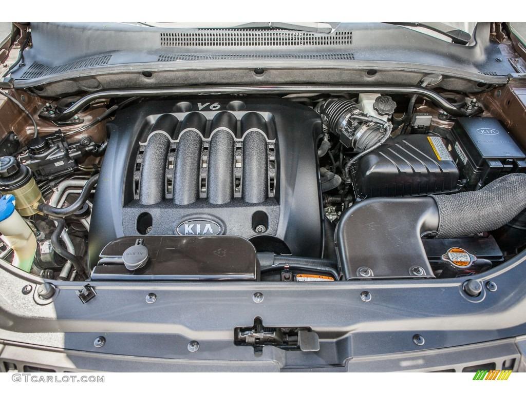 2007 kia sportage lx v6 2 7 liter dohc 24 valve v6 engine. Black Bedroom Furniture Sets. Home Design Ideas