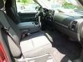 2013 Deep Ruby Metallic Chevrolet Silverado 1500 LT Crew Cab 4x4  photo #10