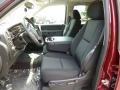 2013 Deep Ruby Metallic Chevrolet Silverado 1500 LT Crew Cab 4x4  photo #16