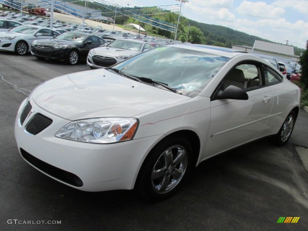 ivory white 2006 pontiac g6 gt coupe exterior photo 81338756. Black Bedroom Furniture Sets. Home Design Ideas
