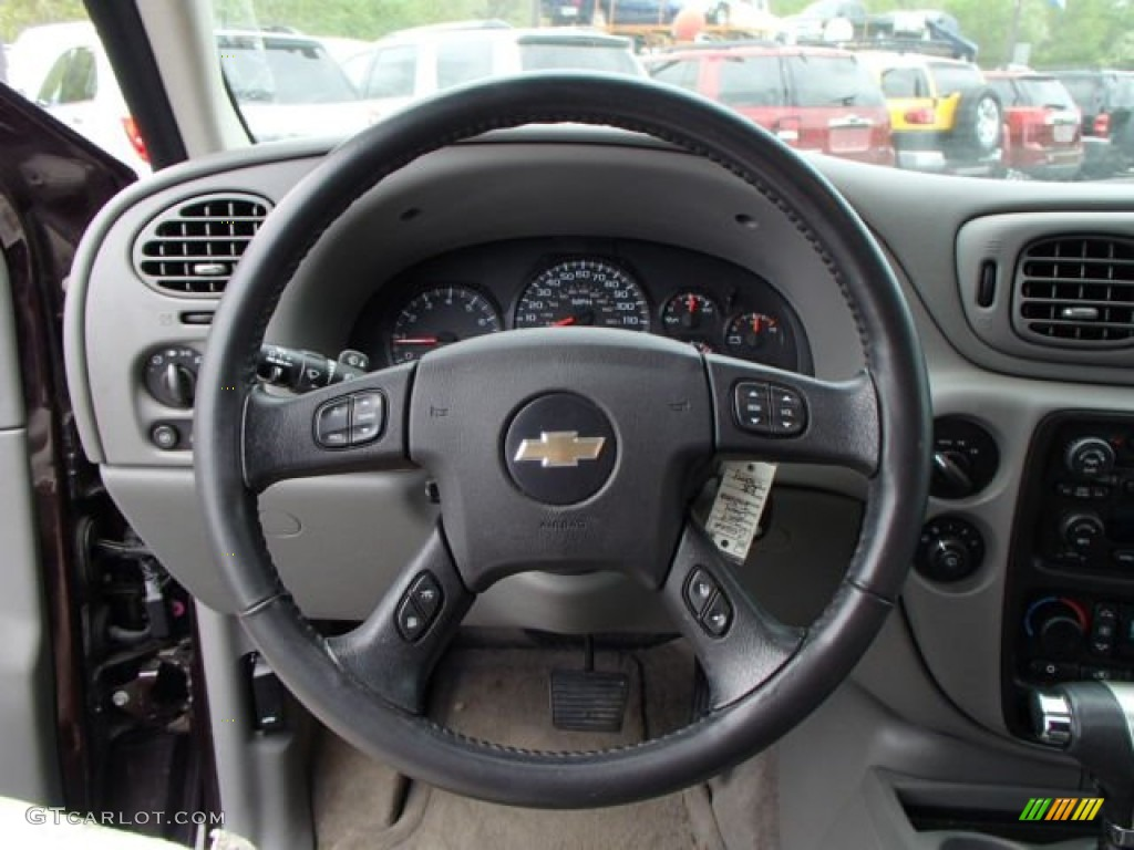 2009 chevrolet trailblazer lt 4x4 steering wheel photos gtcarlot com