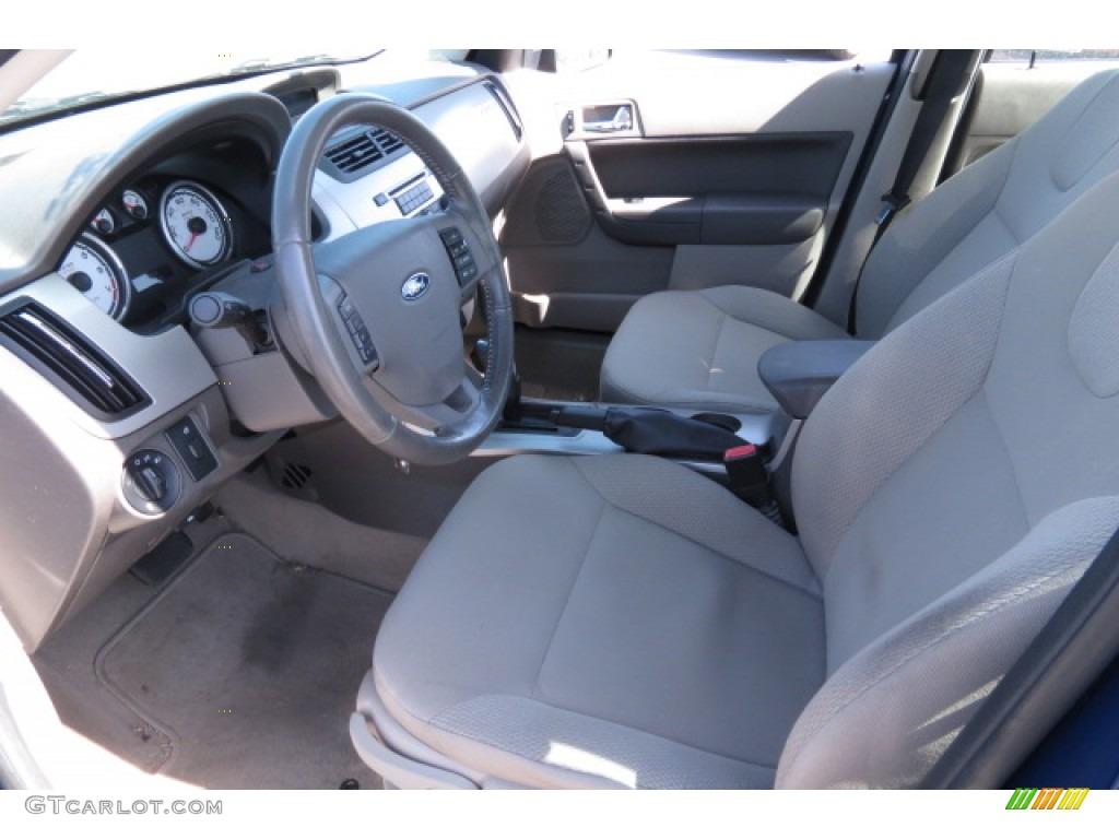 2008 Ford Focus Se Sedan Interior Photo 81343843