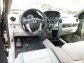 Gray Prime Interior Photo for 2013 Honda Pilot #81348122