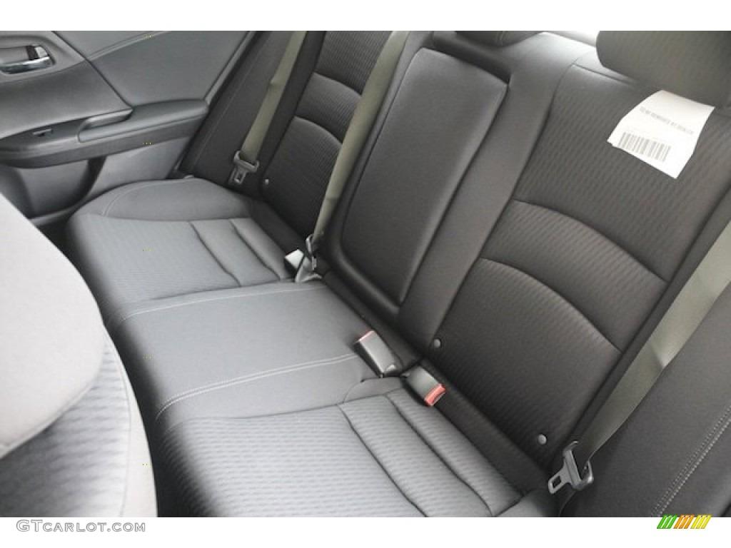 2013 Honda Accord Sport Sedan Interior Color Photos