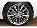 2012 Infiniti G 37 Convertible Wheel and Tire Photo