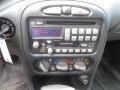2002 Pontiac Grand Am Dark Pewter Interior Controls Photo