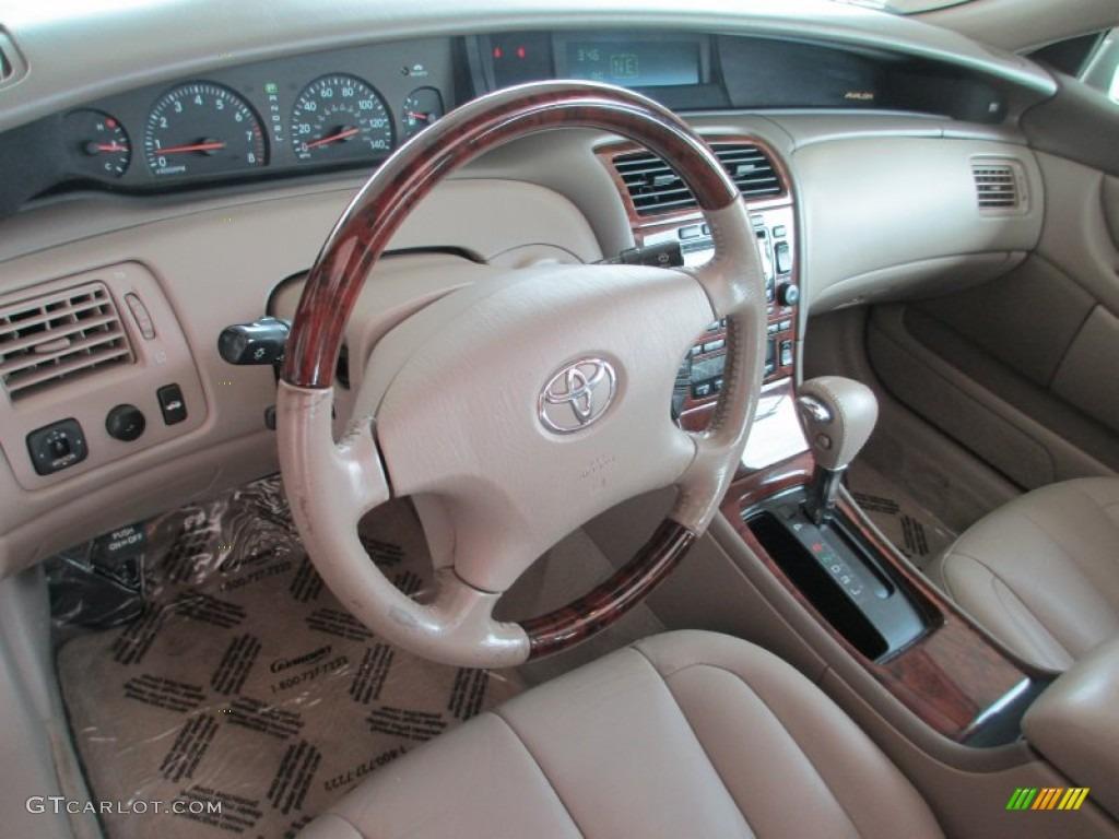 Ivory Interior 2003 Toyota Avalon Xls Photo 81358458 Gtcarlot Com