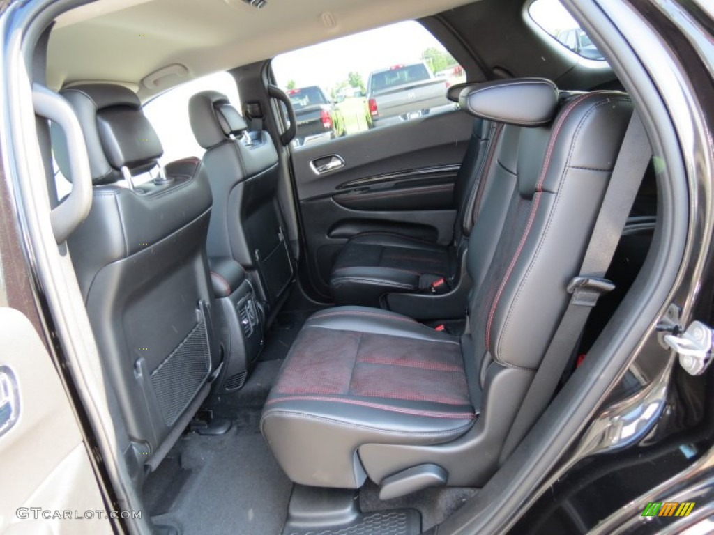on 2002 Dodge Durango Interior