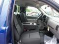 2013 Blue Topaz Metallic Chevrolet Silverado 1500 Work Truck Regular Cab 4x4  photo #17