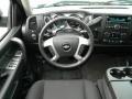 2012 Black Chevrolet Silverado 1500 LT Extended Cab  photo #10