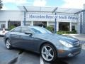 2009 Flint Grey Metallic Mercedes-Benz CLS 550 #81348884