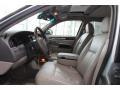 2007 Lincoln Town Car Medium Light Stone Interior Interior Photo