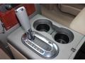 2005 Ford F150 Tan Interior Transmission Photo