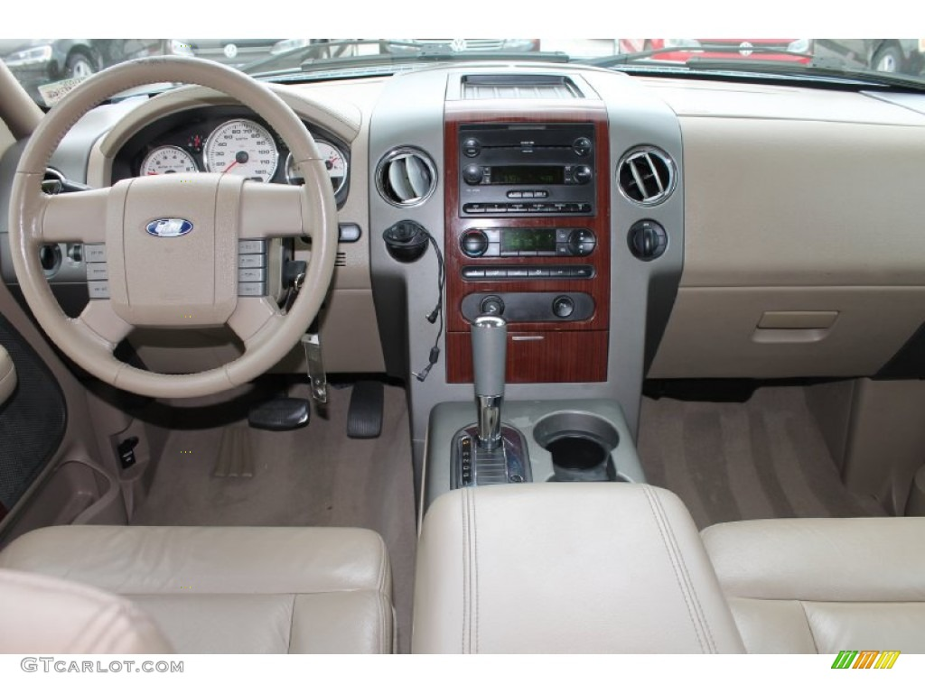 2005 Ford F150 Lariat SuperCrew Dashboard Photos ...