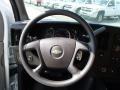 Medium Pewter Steering Wheel Photo for 2013 Chevrolet Express Cutaway #81382041